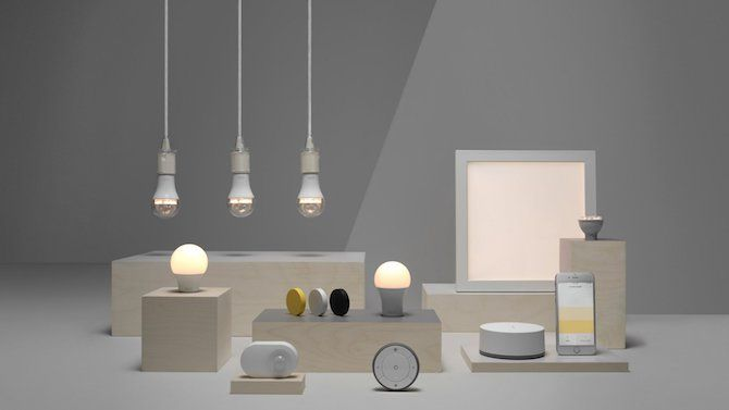 ikea smart light bulb