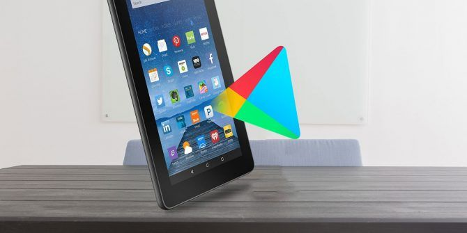 You Can Now Install Google Play Store on Fire OS 5.x the Easy Way