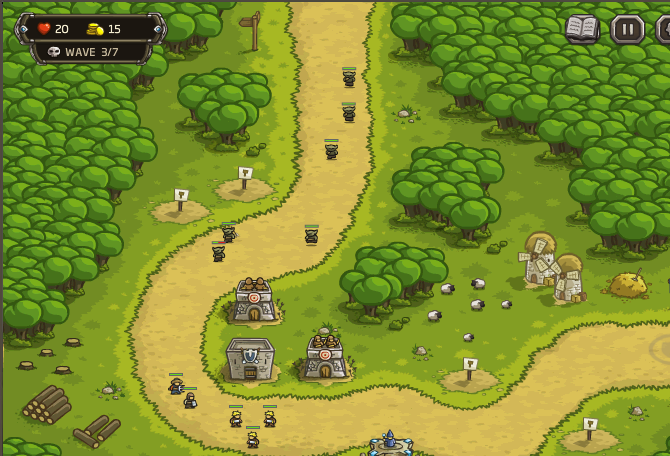 free browser strategy games kingdom rush