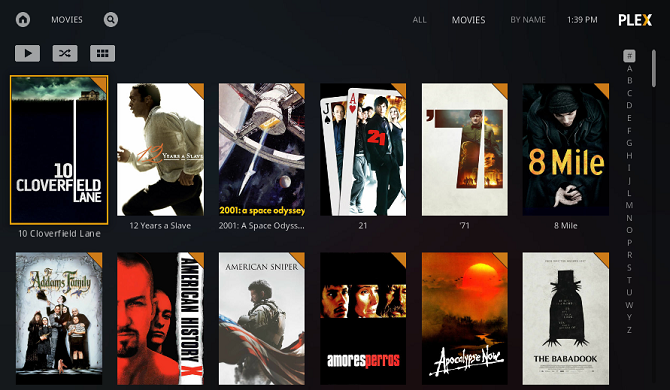 kodi plex addon logged in