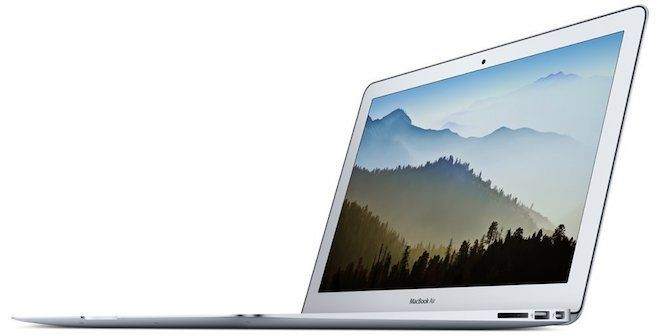 best laptops under $1000 macbook air 13