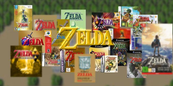 The Definitive Guide to Every Game in the Legend of Zelda Series