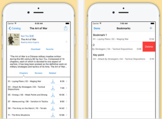 best audiobook app librivox