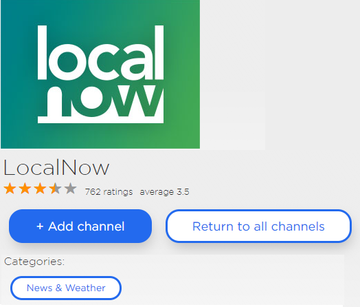 Use Your Roku for Local News and Weather (and Save Money) local now roku