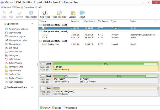 The Best Free Windows Partition Manager For Your Needs