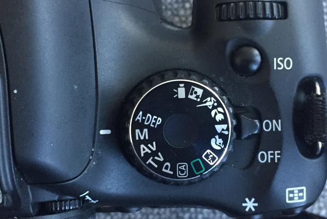 A Beginner's Guide To Digital Photography manual mode
