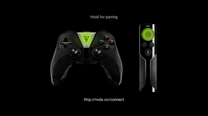 How to Set Up and Use Your Nvidia Shield TV nvidia pair 670x376