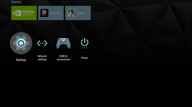 How to Set Up and Use Your Nvidia Shield TV nvidia settings LeanbackLauncher 670x376