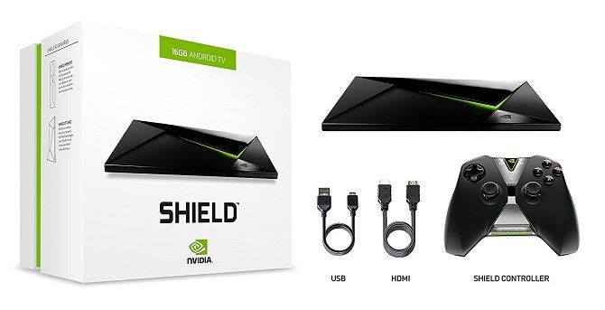 How to Set Up and Use Your Nvidia Shield TV nvidia shield box 670x343