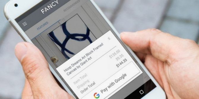 Pay With Google Makes It Easier to Shop Online