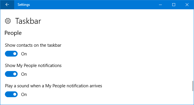 9 New Settings Features in the Windows 10 Fall Creators Update people