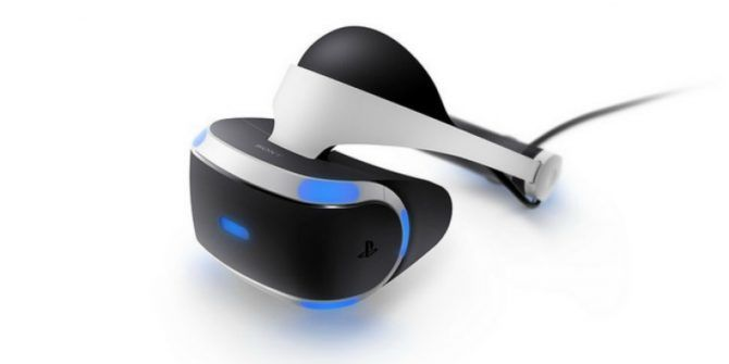 Sony Slightly Improves the PlayStation VR Headset