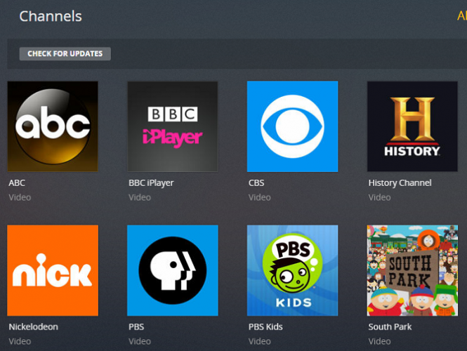 Your Guide To Plex - The Awesome Media Center plex channels 1 665x500