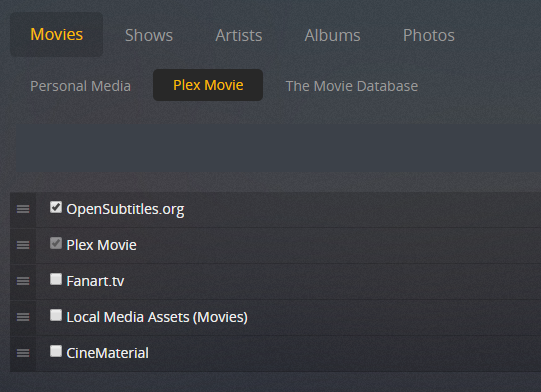 Your Guide To Plex - The Awesome Media Center plex subtitles