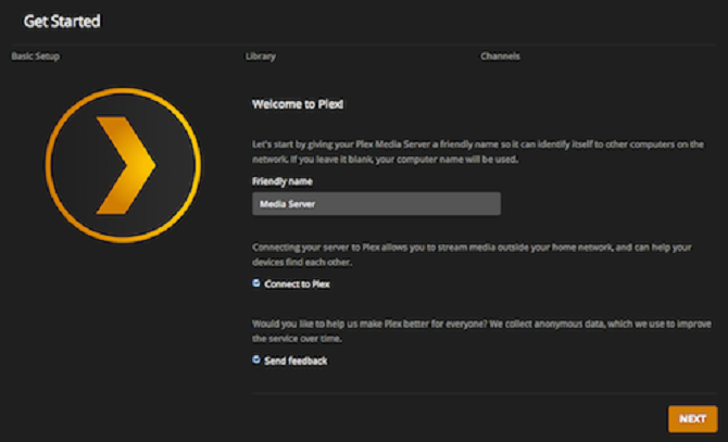 Your Guide To Plex - The Awesome Media Center plex wizard 670x407