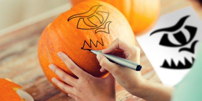 These Fantastic Printable Halloween Stencils Are Spookily Creative