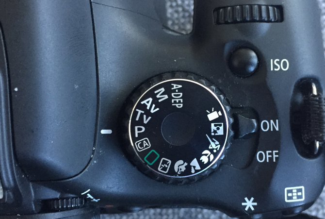 A Beginner's Guide To Digital Photography program mode