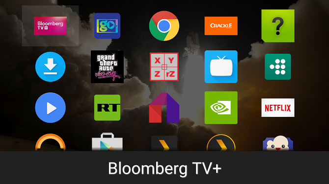android tv unique app sideload launcher