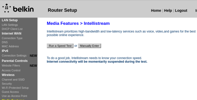 9 Things That Might Be Slowing Down Your Home Wi-Fi Network slow network router qos config