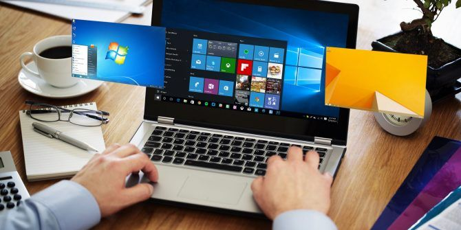 How to Safely Upgrade to Windows 10 and Downgrade Back to Windows 7 or 8.1 Again