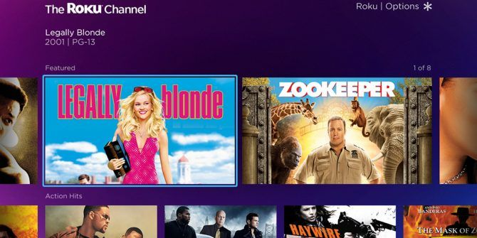 The Roku Channel Lets You Watch Movies for Free