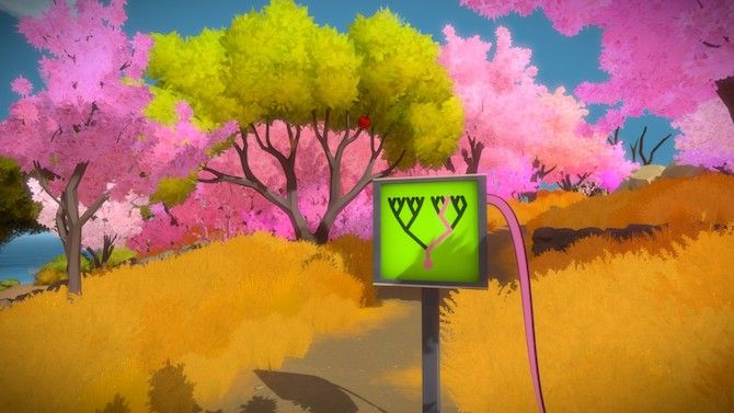 the witness console game to mobile