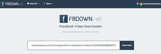 streaming video downloaders fbdown
