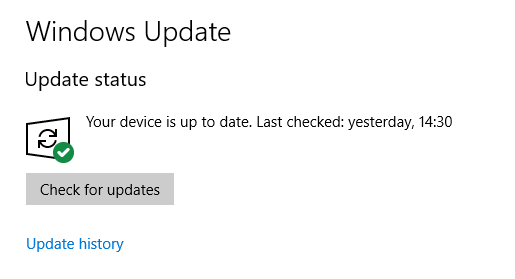 Windows 10 Build 1511 Support Ends: Here's What to Do to Avoid Security Issues windows update