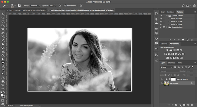 Learn Photo Editing in Photoshop: Get the Basics Down in 1 Hour with frame