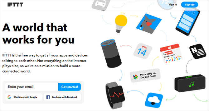 The Ultimate IFTTT Guide: Use the Web's Most Powerful Tool Like a Pro 1IFTTT IFTTTMain