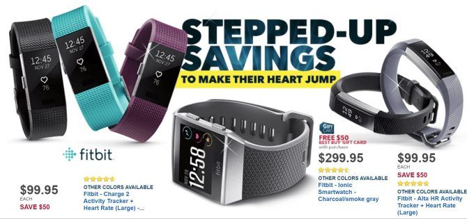 The Best Black Friday Deals for Best Buy Bestbuy Fitbit BlackFriday e1511199241723