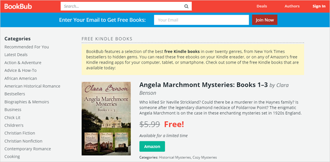 How to Find Infinite Free Kindle Books to Read