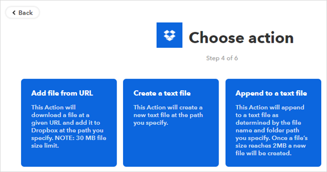 The Ultimate IFTTT Guide: Use the Web's Most Powerful Tool Like a Pro CreateApplet 6