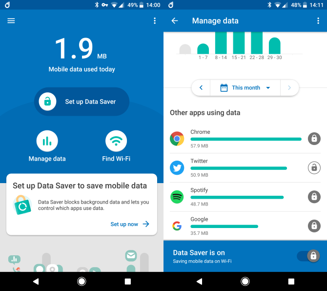 Google's New Android App Can Help You Save Data Datally Save Android Data