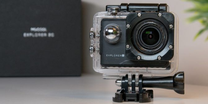 MGCool Explorer 2C Action Camera Review – Cheap as Chips, and Records in 4K