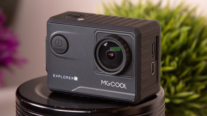 MGCool Explorer 2C Action Camera Review - Cheap as Chips, and Records in 4K MGCOOL 37