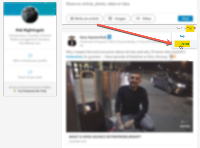linkedin features you aren't using