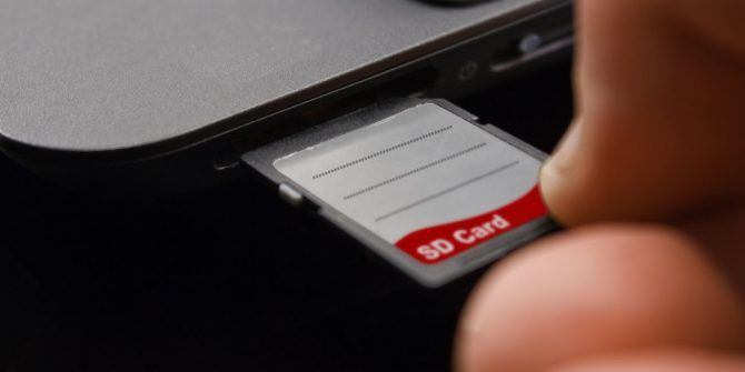 3 Ways to Remove Write Protection on SD Cards