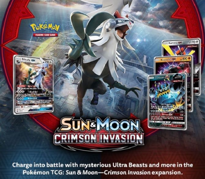 The History of Pokémon: Games, Movies, Cards, and More Suna nd Moon TCG