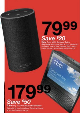 Best Target Black Friday Deals Target BlackFriday AmazonEcho