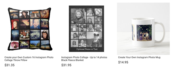 11 Ways To Turn Your Best Instagram Shots Into Gorgeous Gifts Zazzle