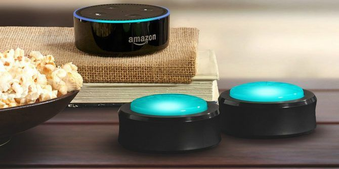 Amazon Echo Buttons Let You Host Quiz Nights