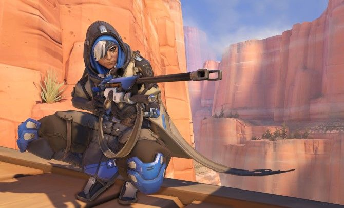 A Beginner's Guide to Overwatch Heroes ana