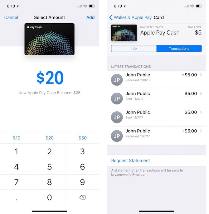 How To Use Apple Pay Cash To Request And Send Money With