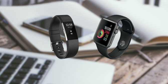 Everything the Apple Watch Does Better Than the Fitbit Charge