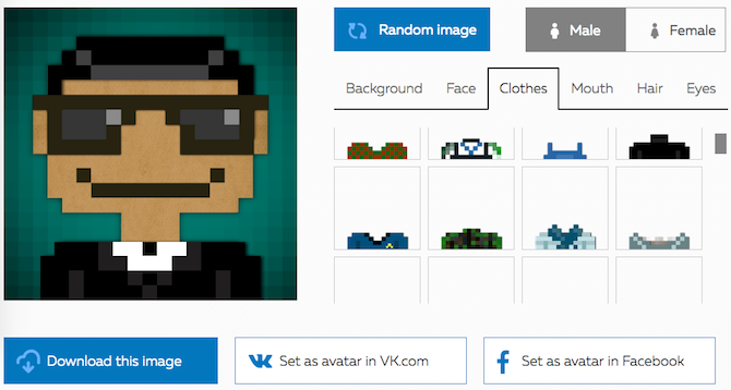 make cool avatars for profile pictures