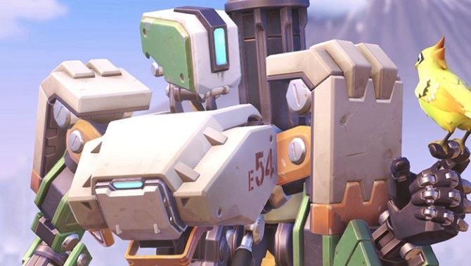 A Beginner's Guide to Overwatch Heroes bastion