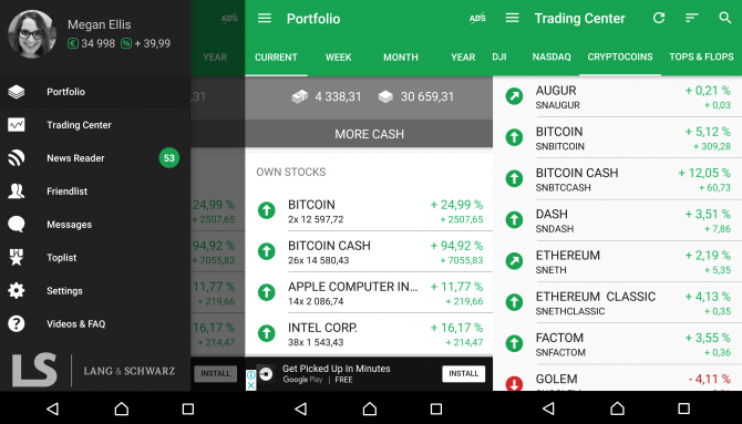 Free Stock Market Game, Create Your Own Contest