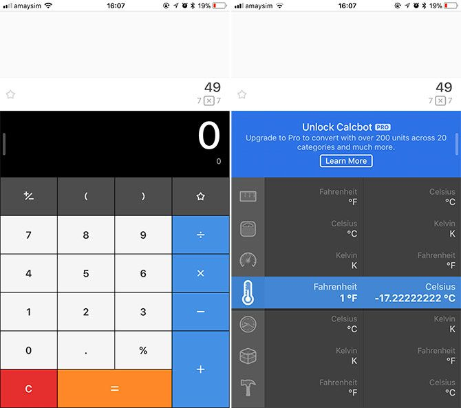 calculator app for iphone 7 top calculator apps for iphone and apple 13716