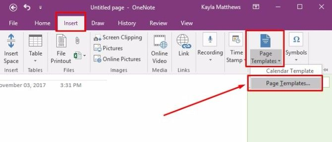 How to create a onenote calendar template create onenote calendar template saigontimesfo